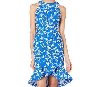 Shoshanna Optic/Sapphire A-line Dress for Women